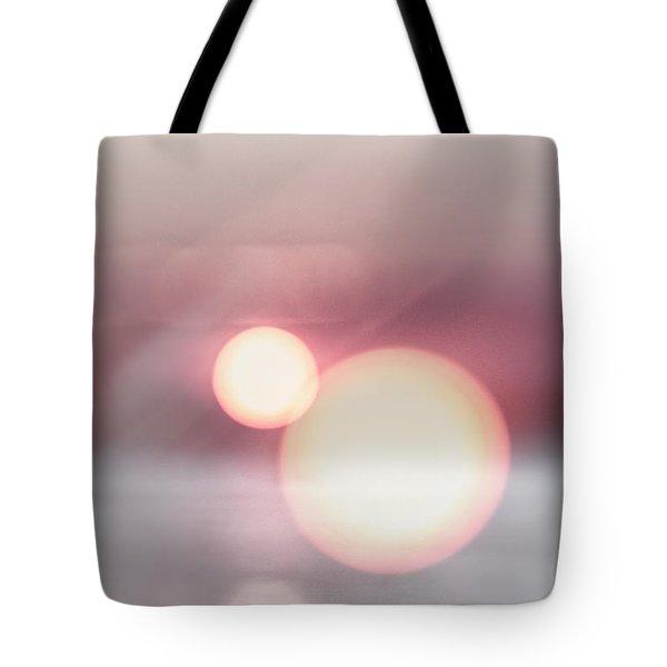 Orbs Tote Bag