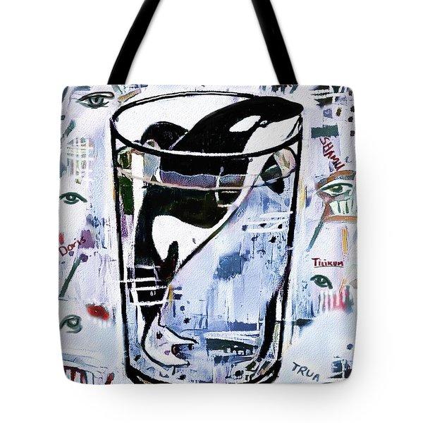 Orca #1 Tote Bag