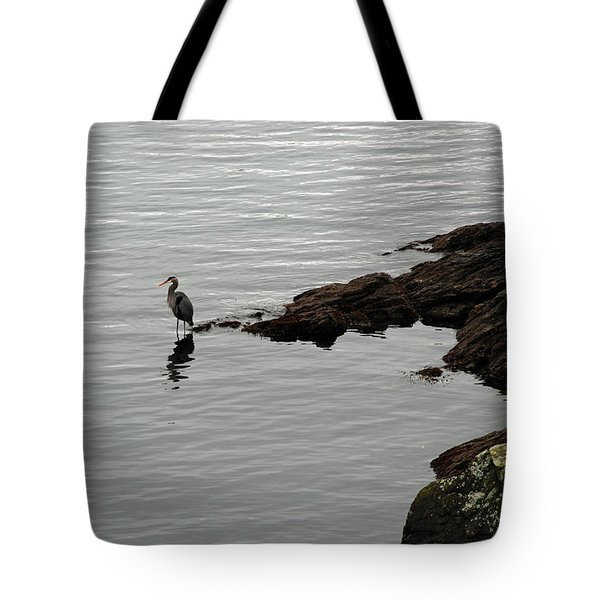 Orcas Island Bird  Tote Bag