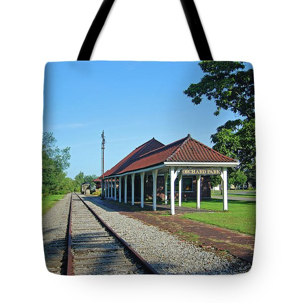 Orchard Park 1004 Tote Bag