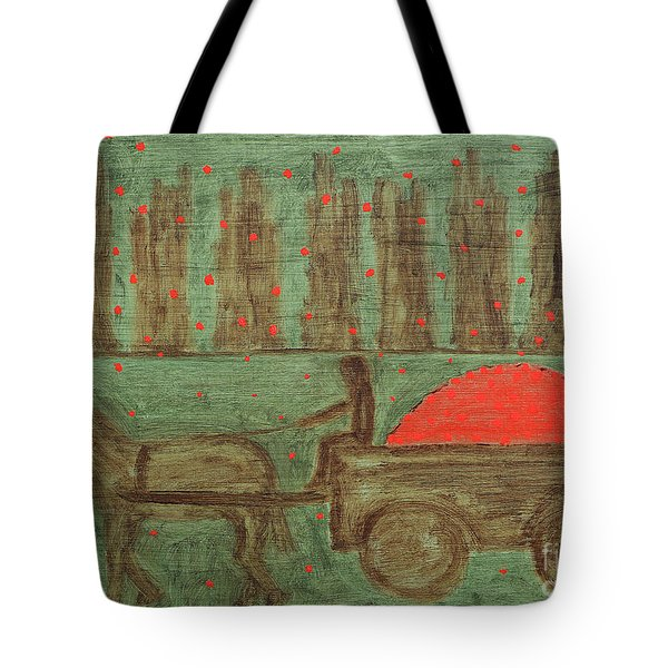 Orchard Tote Bag by Patrick J Murphy