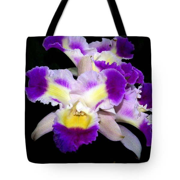 Orchid 13 Tote Bag by Marty Koch