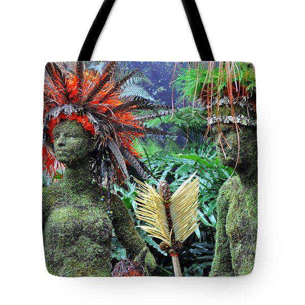 Orchid 32 Tote Bag by Marty Koch