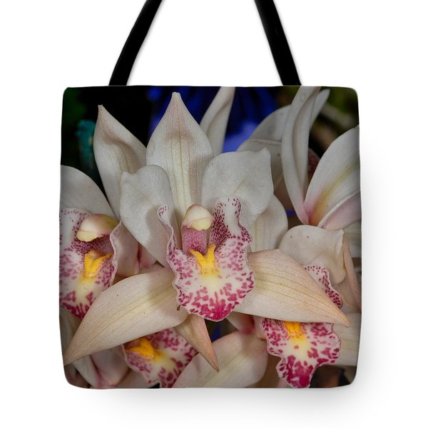 Orchid 348 Tote Bag