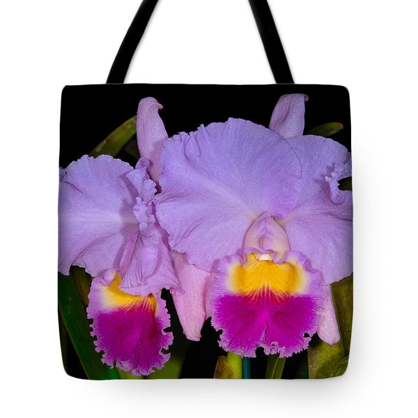 Orchid 428 Tote Bag