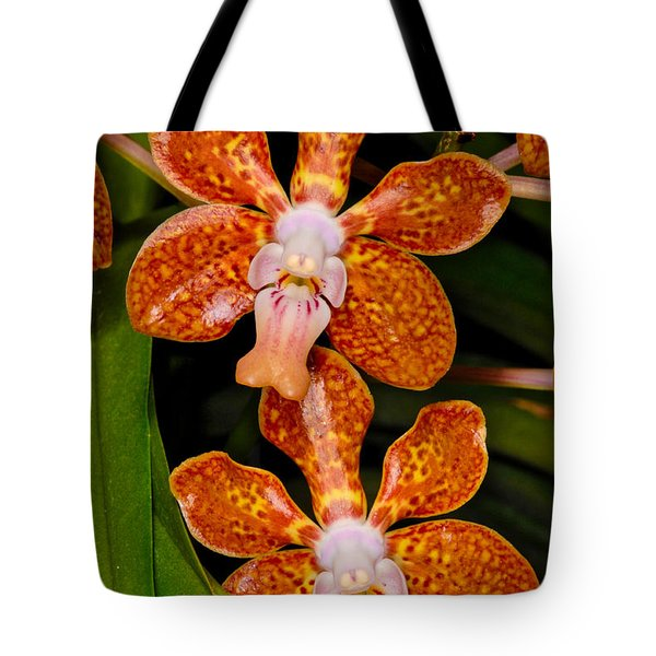 Orchid 450 Tote Bag