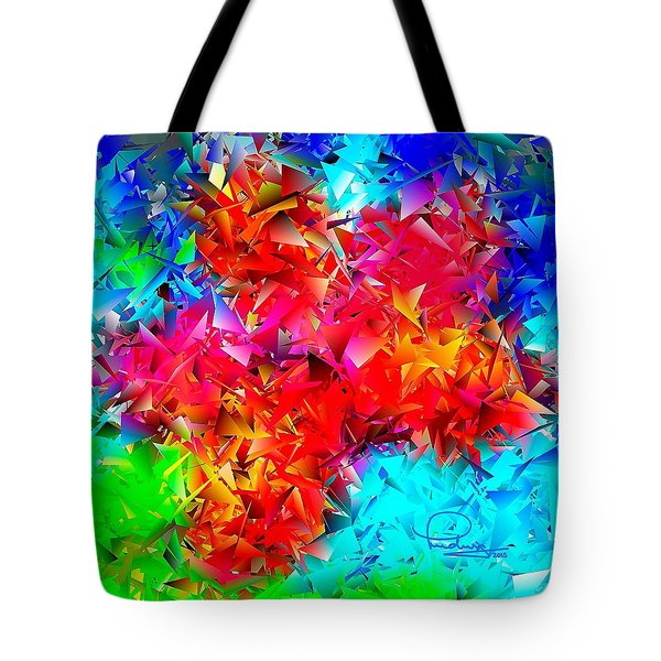Tote Bag featuring the photograph Orchid 5 by Ludwig Keck
