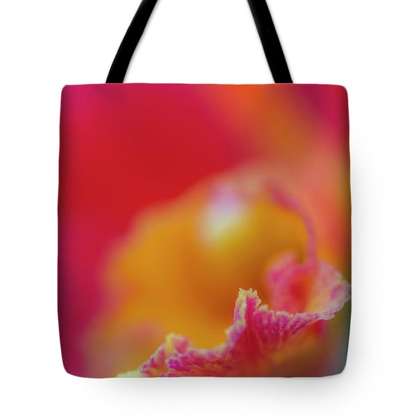 Orchid Detail Tote Bag