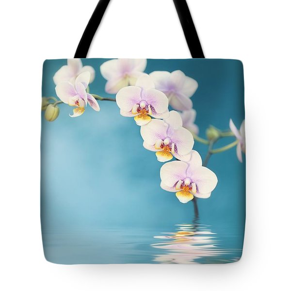 Orchid Dreams Tote Bag