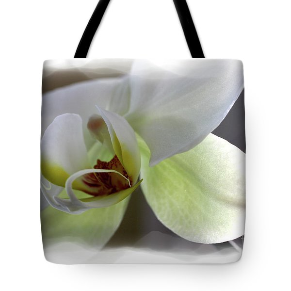 Orchid For Valentines Day Tote Bag