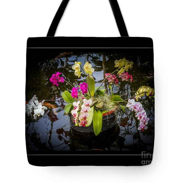 Orchid Island Tote Bag