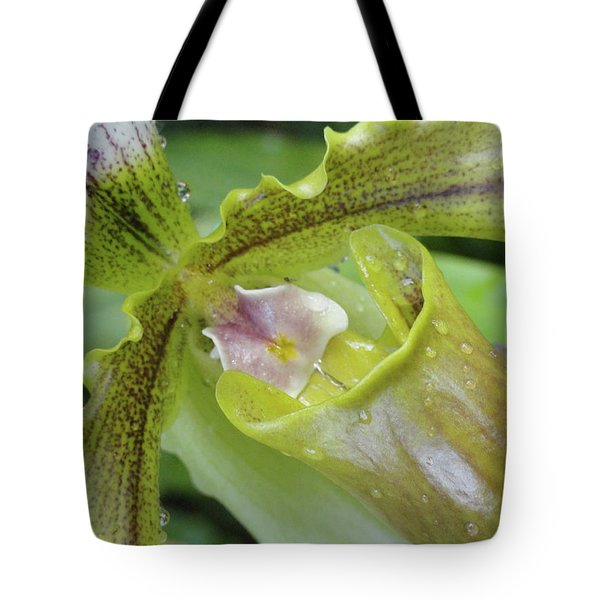 Orchid Love Tote Bag by Trish Hale