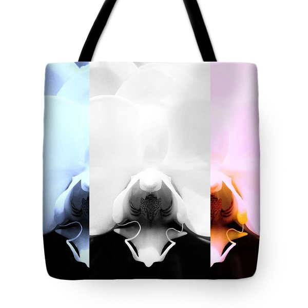 Orchid Odyssey Tote Bag