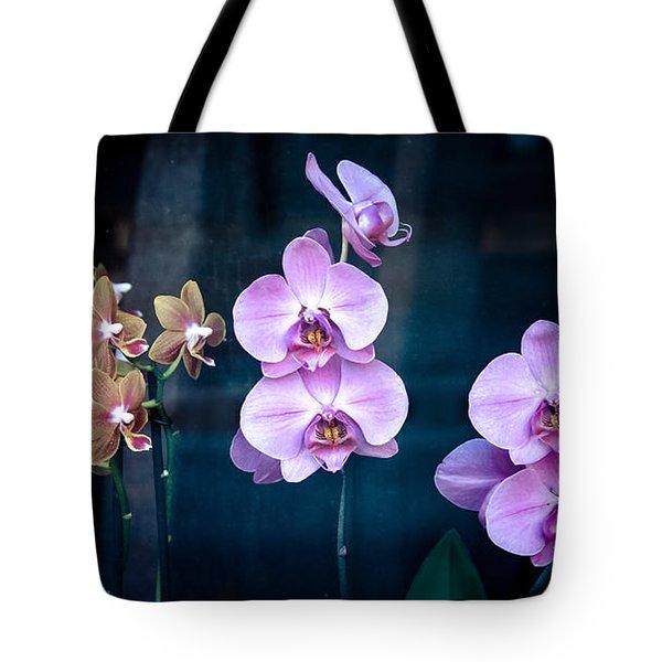Orchidae Tote Bag