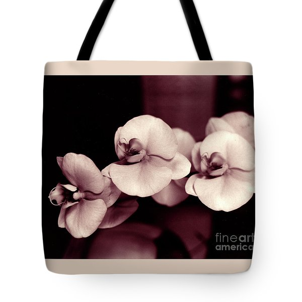 Orchids Hawaii Tote Bag