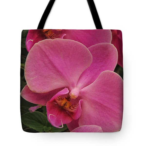 Orchids I Tote Bag