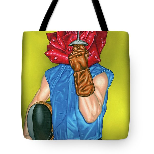 Order Of The Rose Tote Bag