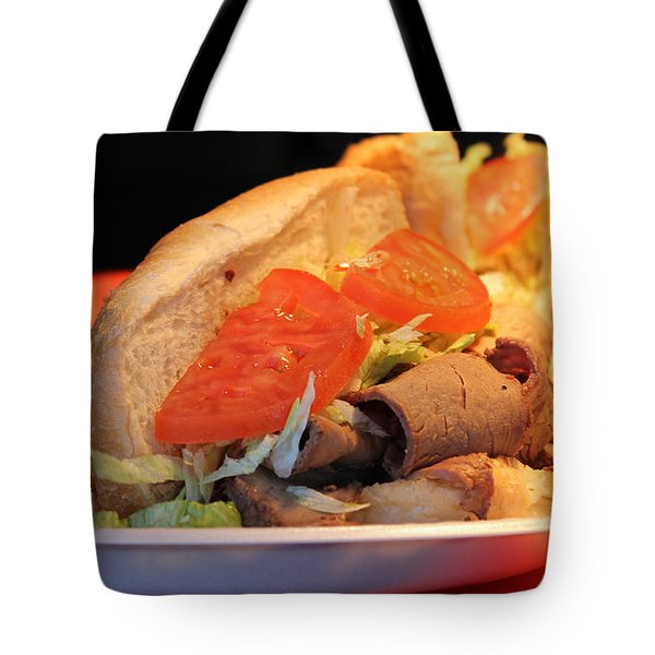 Order Up Tote Bag by Bill Owen