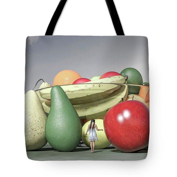 Ordinary Still Life By Betsy Knapp Tote Bag