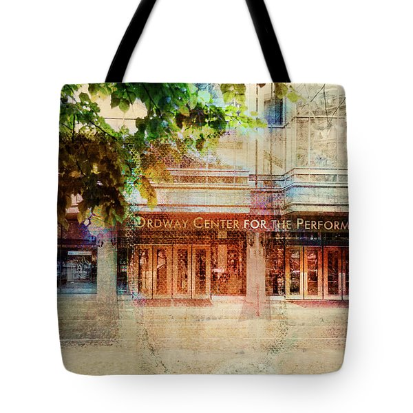 Ordway Center Tote Bag