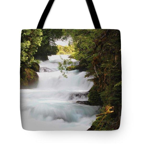 Oregon Cascade Tote Bag