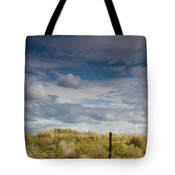 Oregon Clouds Tote Bag