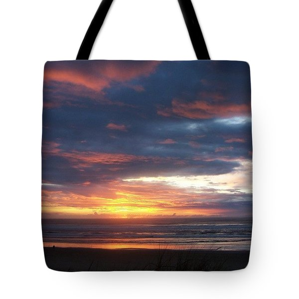 Oregon Coast 11 Tote Bag