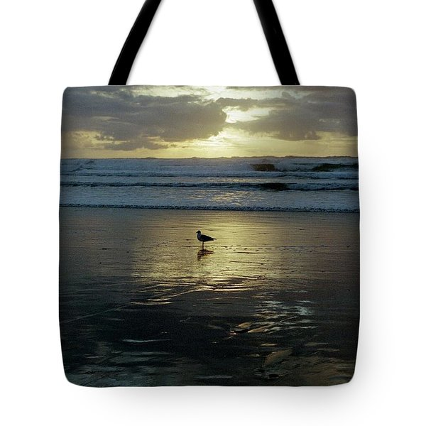 Oregon Coast 3 Tote Bag