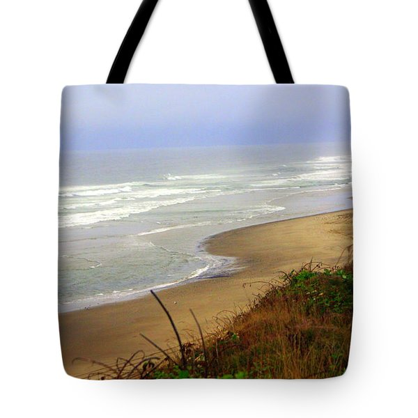 Oregon Coast 3 Tote Bag by Marty Koch