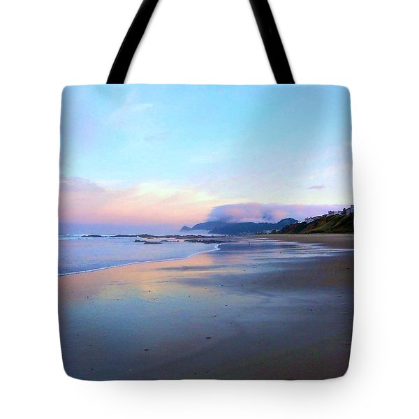 Oregon Coast 4 Tote Bag
