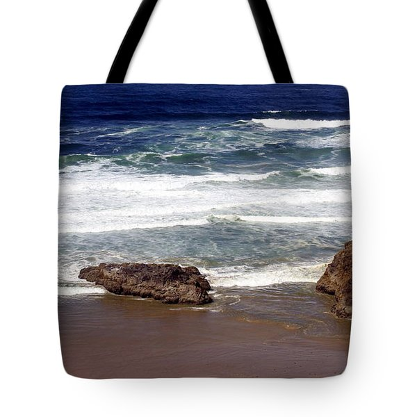 Oregon Coast 6 Tote Bag by Marty Koch