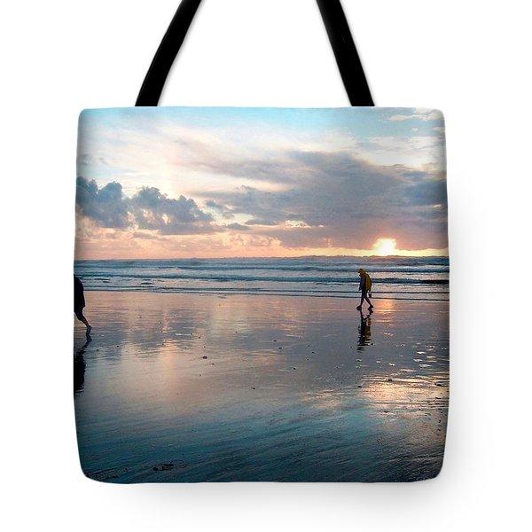 Oregon Coast 7 Tote Bag