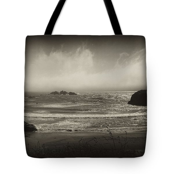 Tote Bag featuring the photograph Oregon Coast by Hugh Smith