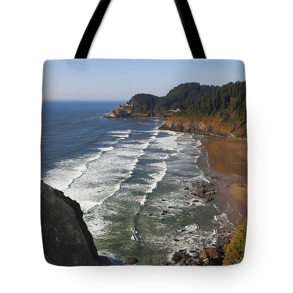 Oregon Coast No 1 Tote Bag