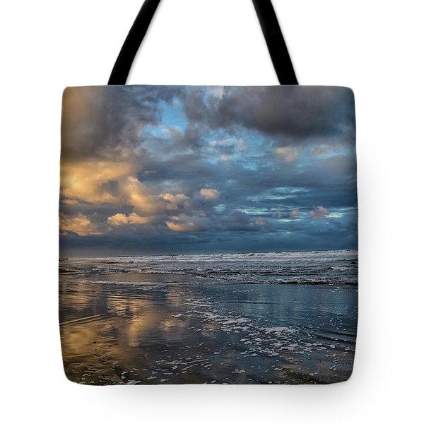 Oregon Coast Reflections Tote Bag