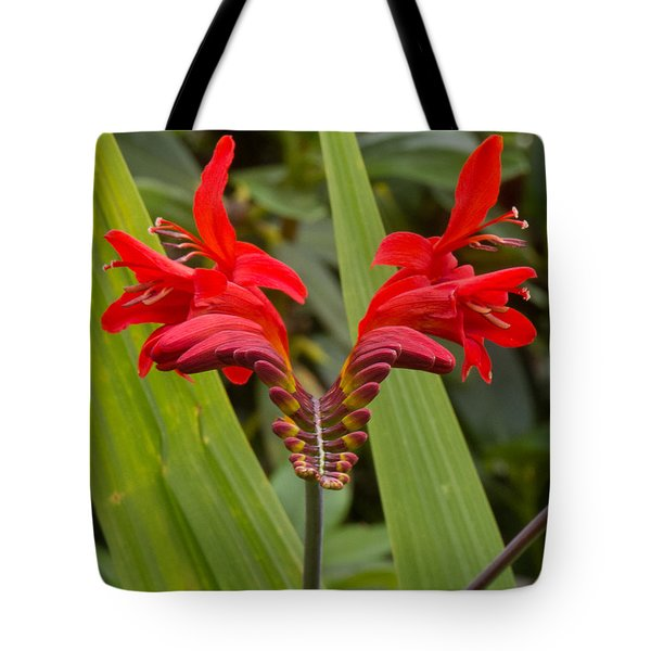 Oregon Flower 1 Tote Bag