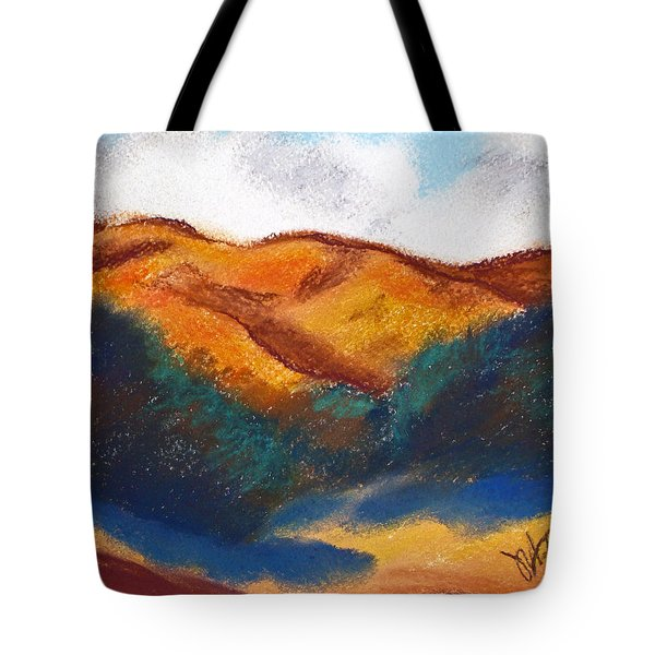 Oregon Hills Tote Bag