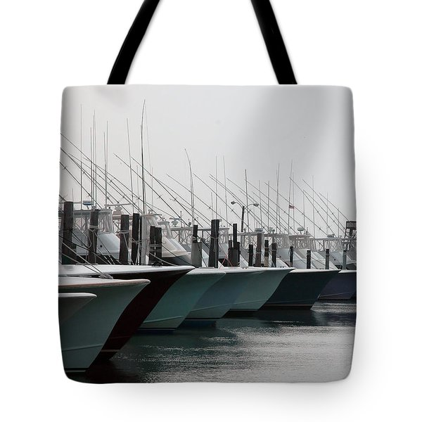 Oregon Inlet Tote Bag by Kelvin Booker