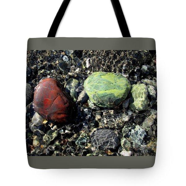 Oregon Jasper #1 Tote Bag