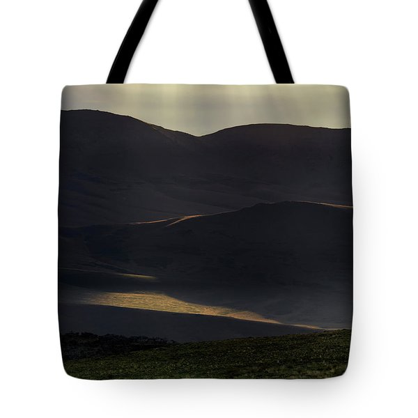 Oregon Mountains 1 Tote Bag by Leland D Howard