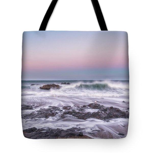 Oregon Sunrise Tote Bag