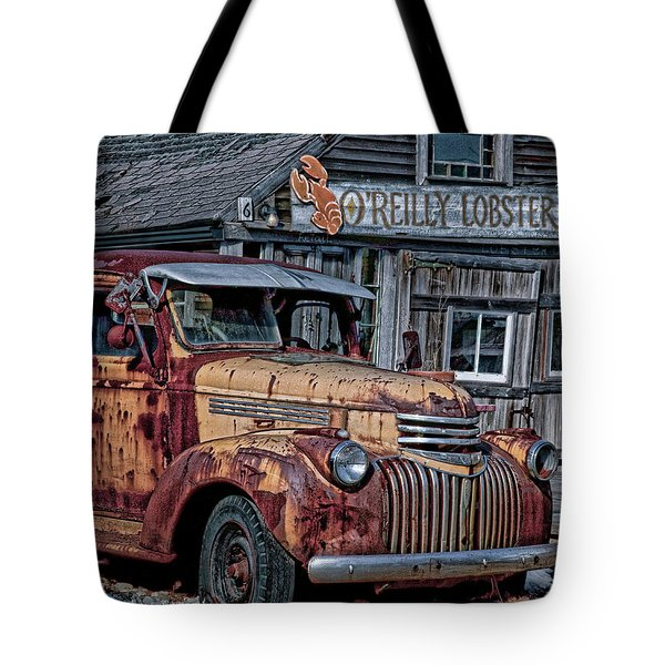 O'reilly Lobster Pound Tote Bag