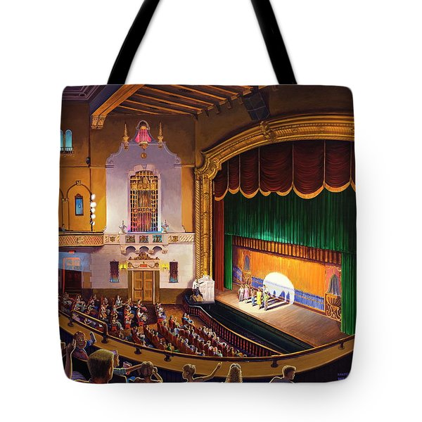 Organ Club - Jefferson Tote Bag