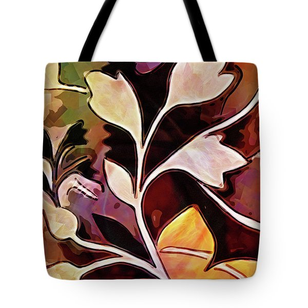 Organic Autumn Tote Bag