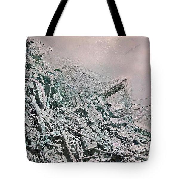 Organic Choas #4 Tote Bag