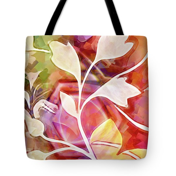 Organic Colors Tote Bag