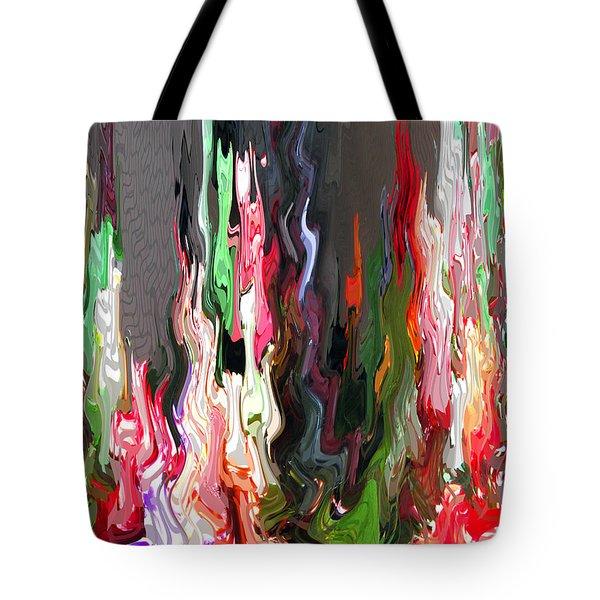Organic Impressions 4 Tote Bag by Cedric Hampton