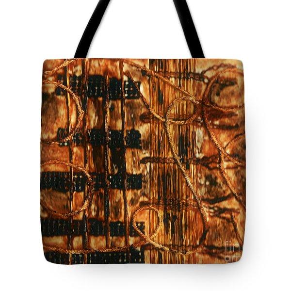 Organic - Landscape  Tote Bag