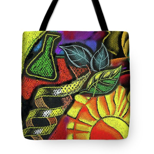 Organic Nutrition Tote Bag