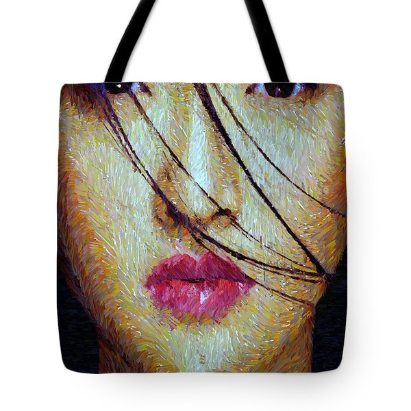 Oriental Expression 0701 Tote Bag
